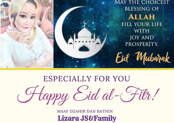 Purple Pattern Eid al-Fitr Card (2)